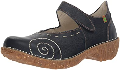 e2223b629 El Naturalista Women s N095 Soft Grain Ocean Yggdrasil Shoe 36 Medium EU (6  US