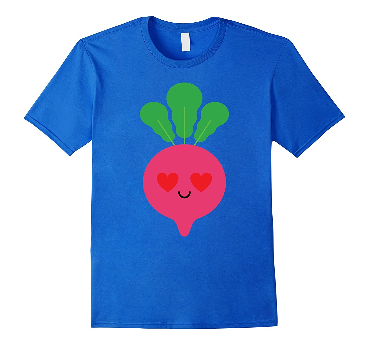 Turnip Emoji Heart Love Eye Shirt Vitamin Fiber T-Shirt Tee-TD