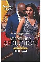 Secret Heir Seduction (Texas Cattleman's Club: Inheritance Book 4) Kindle Edition
