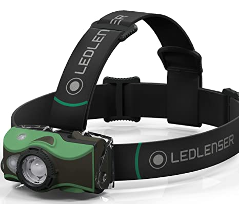 Led Lenser MH8 Verde: Amazon.es: Deportes y aire libre