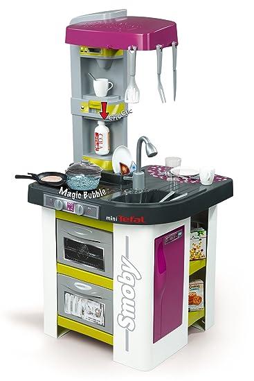 Smoby 311006 Tefal Studio Bubble Kuche Amazon De Spielzeug