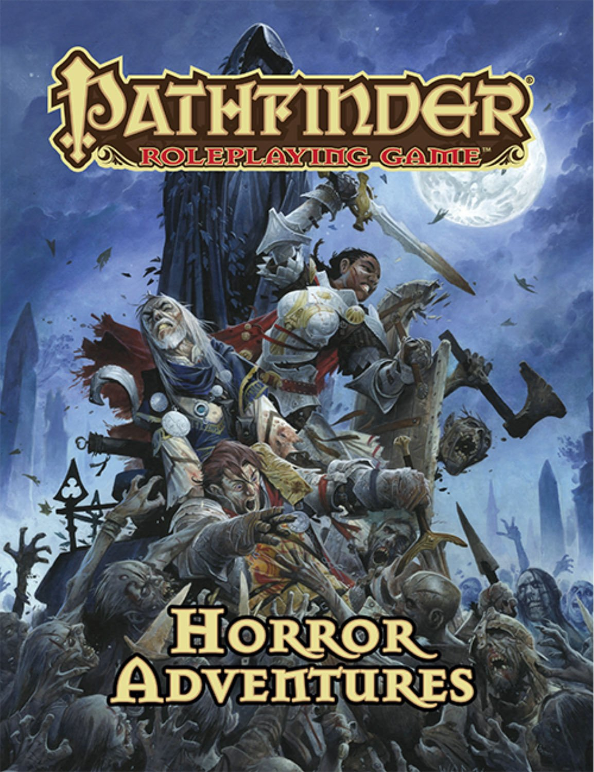Download Pathfinder Roleplaying Game: Horror Adventures ebook