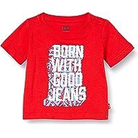 Levi's kids Lvb Ss Graphic Tee Camiseta para Bebés