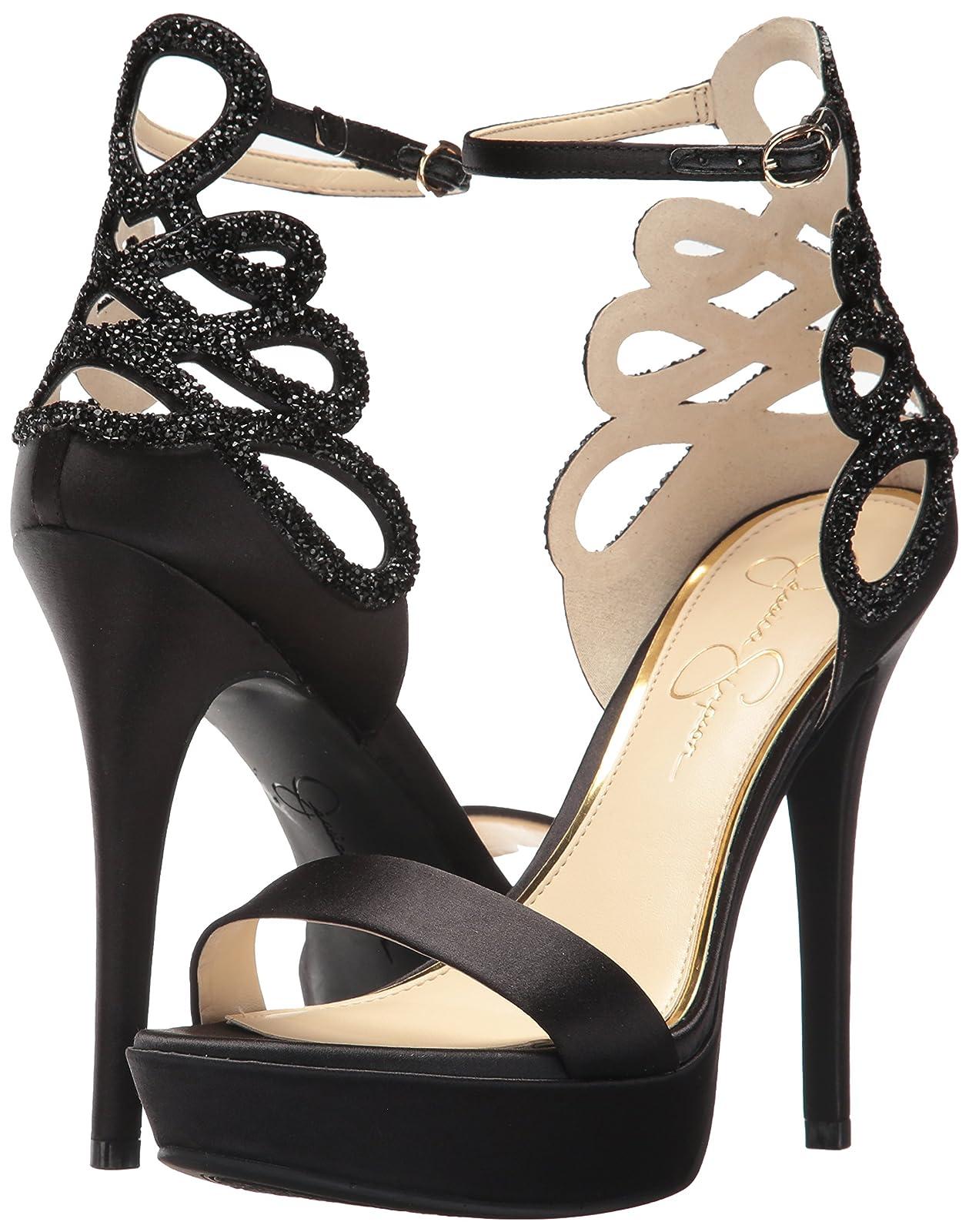 Jessica Simpson Women's BAYVINN Heeled Sandal US - 6