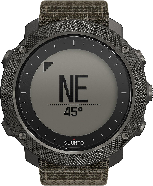 Suunto - Traverse Alpha - Reloj GPS Outdoor para pesca, caza y ...