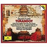Puccini - Turandot / Ricciarelli · Domingo · Hendricks · Raimondi · Wiener Phil. · Karajan