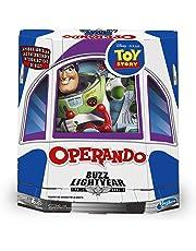 Hasbro Gaming Operando Buzz Lightyear Board Game