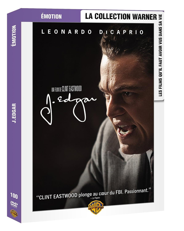 J. Edgar [Francia] [DVD]: Amazon.es: Leonardo DiCaprio, Gunner ...