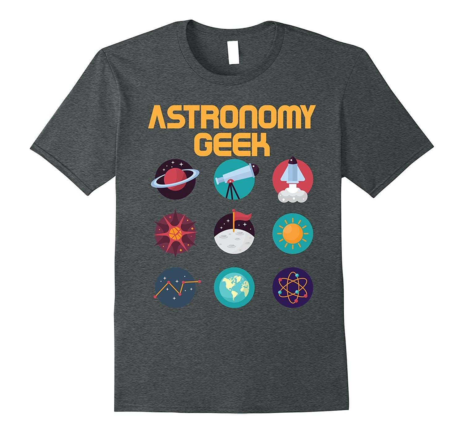 44022f16 Astronomy T Shirt Astronomy Geek Funny Astronomers Gift Tee-ANZ ...