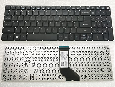 Amazon.com: wangpeng Laptop keyboard For Acer Aspire E5-575G ...
