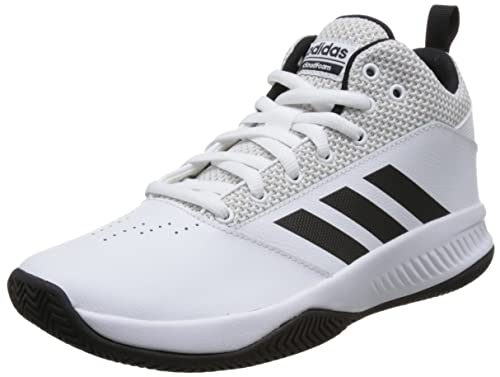 size 40 a49fe 1d2ff adidas CF Ilation 2.0 Scarpe da Basket Uomo Bianco Ftwwht Cblack Greone -  tualu.org