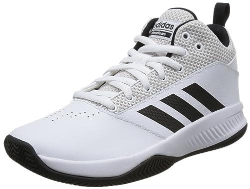 cheaper ed333 a57d6 adidas CF Ilation 2.0, Scarpe da Basket Uomo, Bianco FtwwhtCblackGreone
