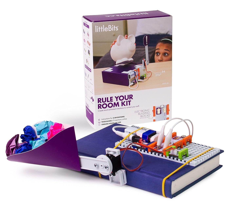 littleBits Rule Your Room Kit: Amazon.co.uk: Toys & Games