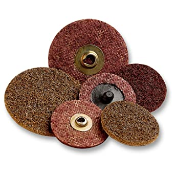 """SE Surface Conditioning Disc Bag Of 25 TM 4""""x NH Hookit A CRS, Scotch-Brite"""