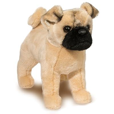 Douglas Russo Pug Plush Stuffed Animal: Toys & Games [5Bkhe1802005]