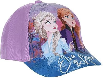 Disney Frozen Anna And Elsa Girls Sunhat