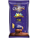 Cadbury Choclairs Birthday Pack 100 Candies, 655.5g