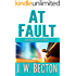 At Fault (Southern Fraud Thriller Book 3)