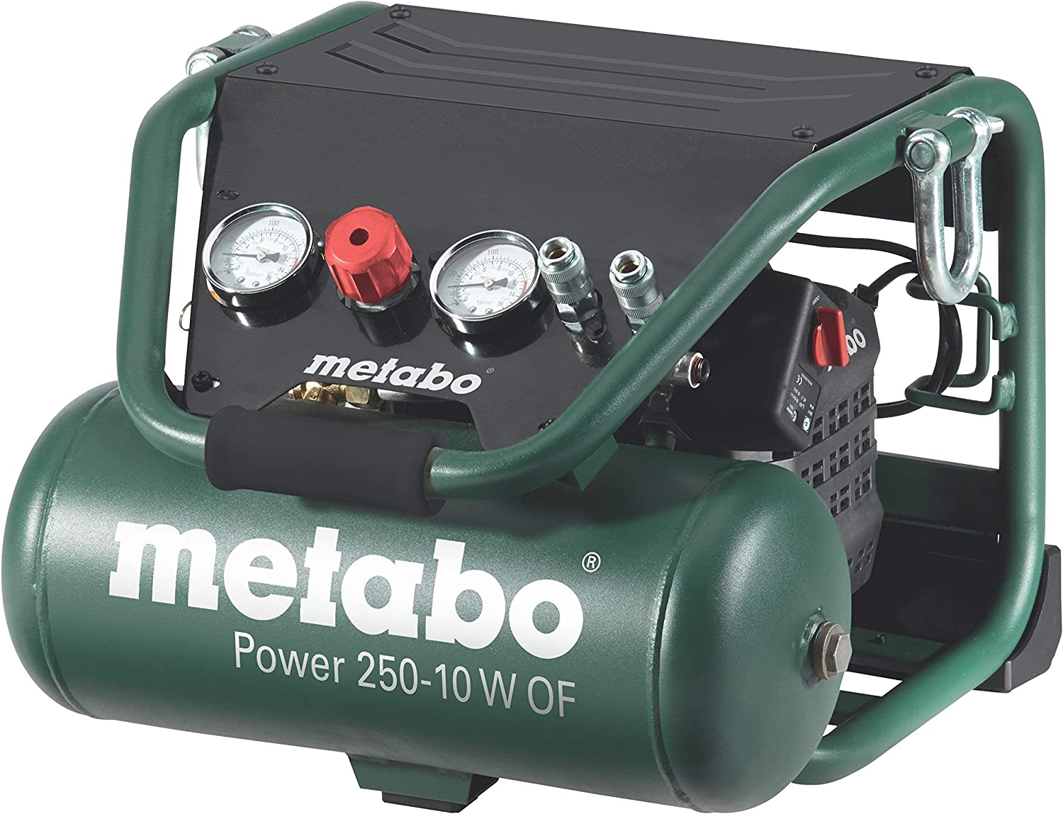 /10/W of Compressor/ /2/CV 10/litres Without Oil Special Construction Metabo Power 250/