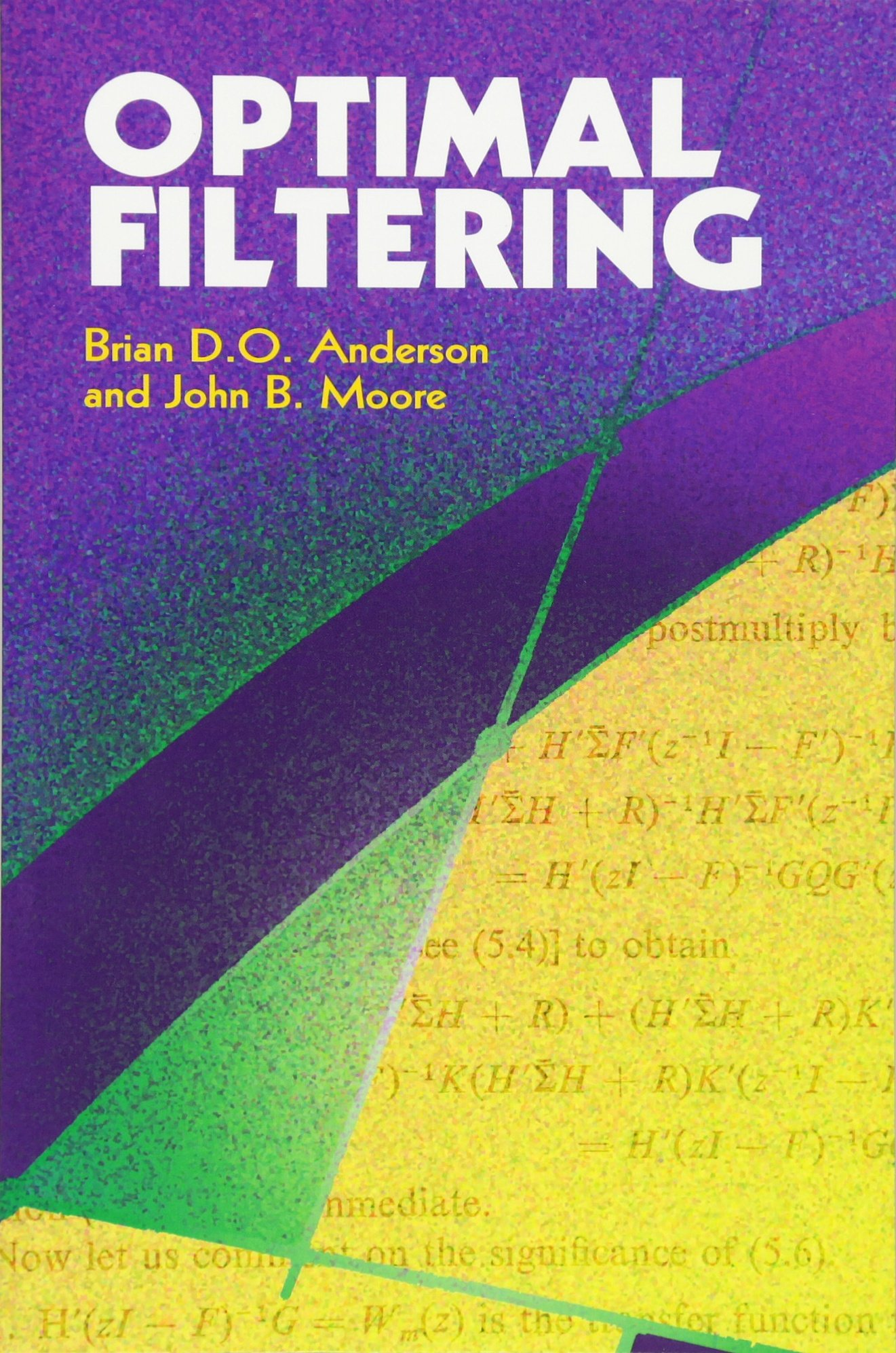 Download Optimal Filtering (Dover Books on Electrical Engineering) pdf epub