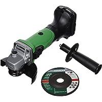 Hitachi G18DLW4 - Minia batteria 18v 115 millimetri smerigliatrice pressione senza batterie