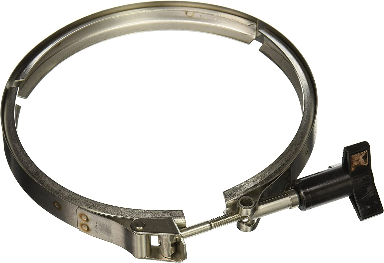 B004VTHC84 Pentair 070711 Clamp Band Assembly for Old-Style WhisperFlo, QuiteFlo, and AquaTron Pumps - Stainless Steel 8172AjmiRnL