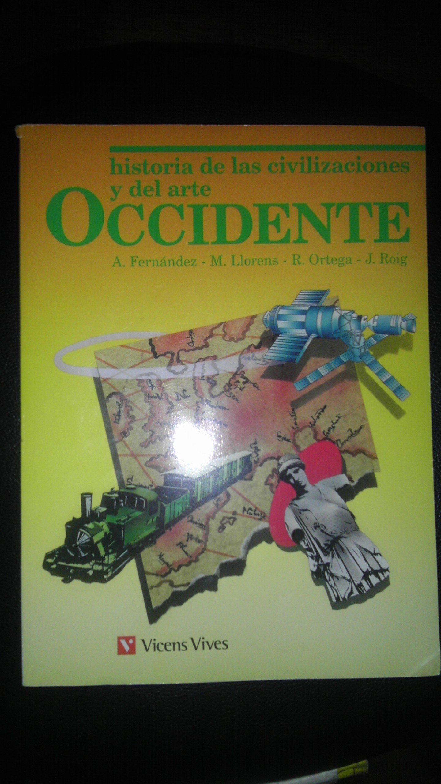 Occidente - 9788431668556: Amazon.es: Fernandez, Llorens, Ortega, Roig: Libros