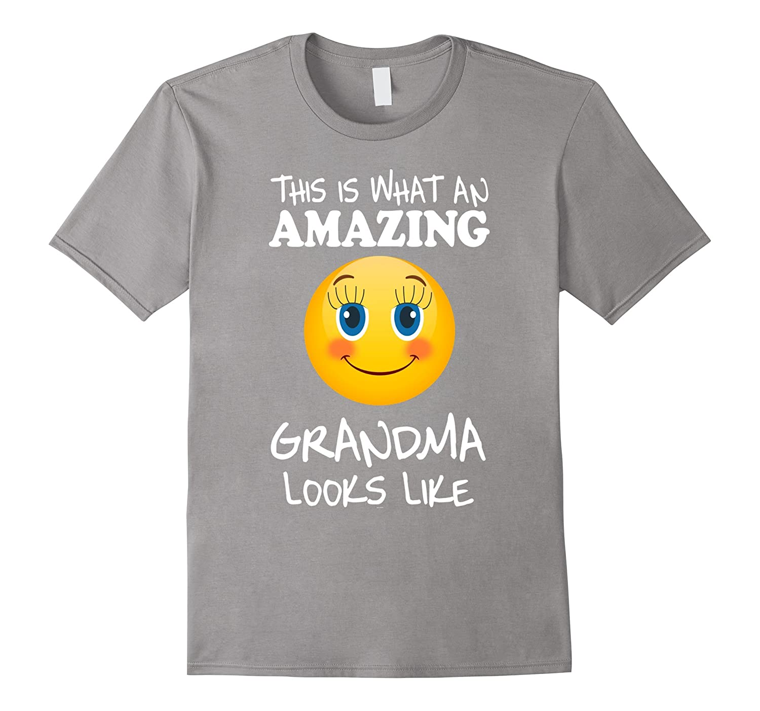 Emoji Mothers day grandma gifts from granddaughter grandson-TD