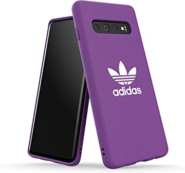 Adidas Originals Adicolor Moulded Coque pour Samsung Galaxy S10 Violet