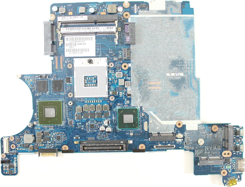 Dell Motherboard Nvidia 465VM Latitude E6430
