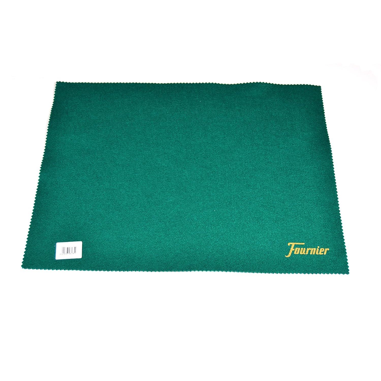 Fournier 126001 - Fieltro Naipes Verde.40X50Cm / 5 Mm