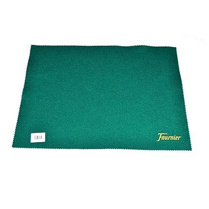 Fournier 126001 Importato dalla Spagna Felt Riproduzione Verde.40X50Cm 5mm