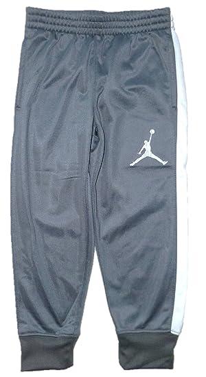 6f4929e55115 Amazon.com  NIKE Air Jordan Little Boys Jumpman Dark Grey Athletic ...