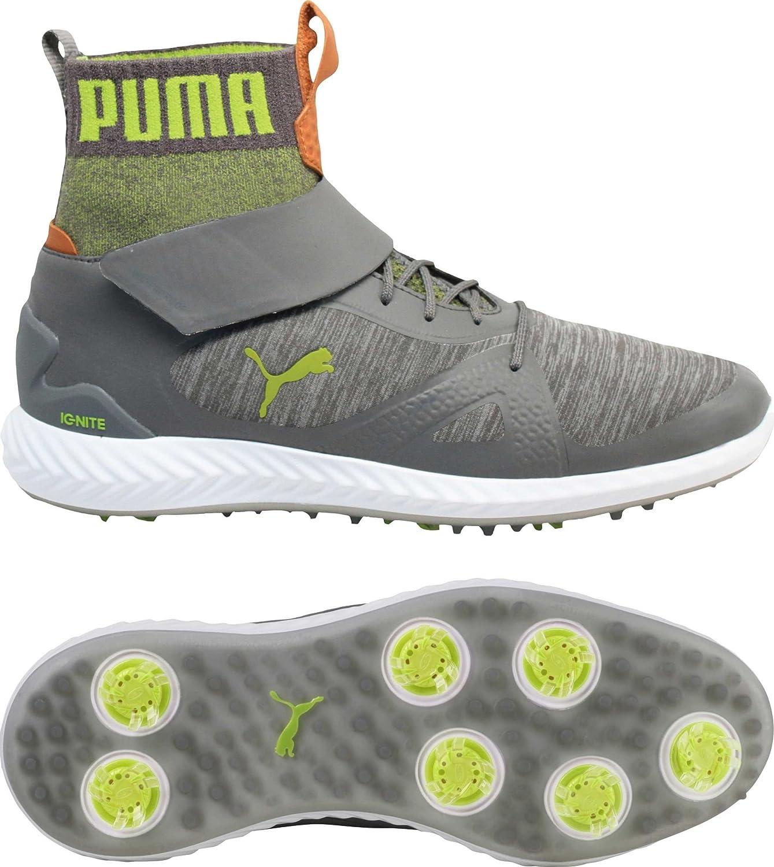 プーマ メンズ スニーカー PUMA IGNITE PWRADAPT Hi-Top Golf Shoes [並行輸入品] B07CNGRN9R