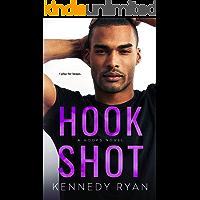 HOOK SHOT: An Age Gap Single Dad Standalone Romance (HOOPS Book 3) (English Edition)