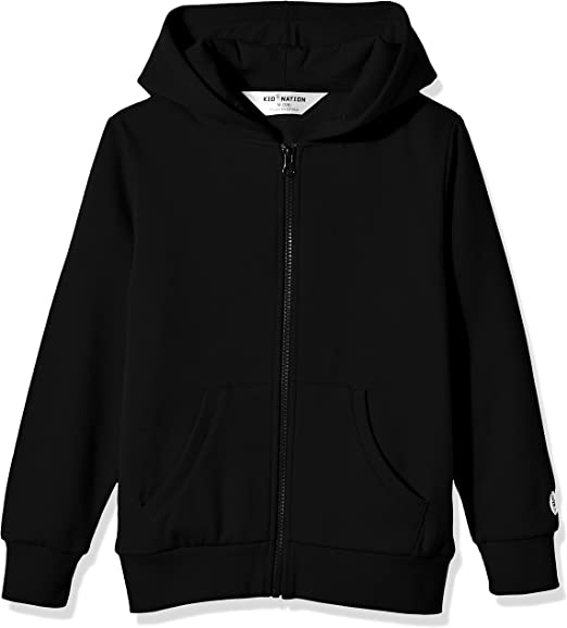 Small Hoodie Why Not Girls Soft Pocket Hoodie