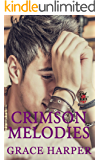 Crimson Melodies: Rock Star Romance (Red & Black Series Book 2)