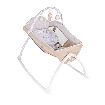 0270d4109 Graco Little Lounger Rocking Seat, Benny and Bell: Amazon.co.uk: Baby