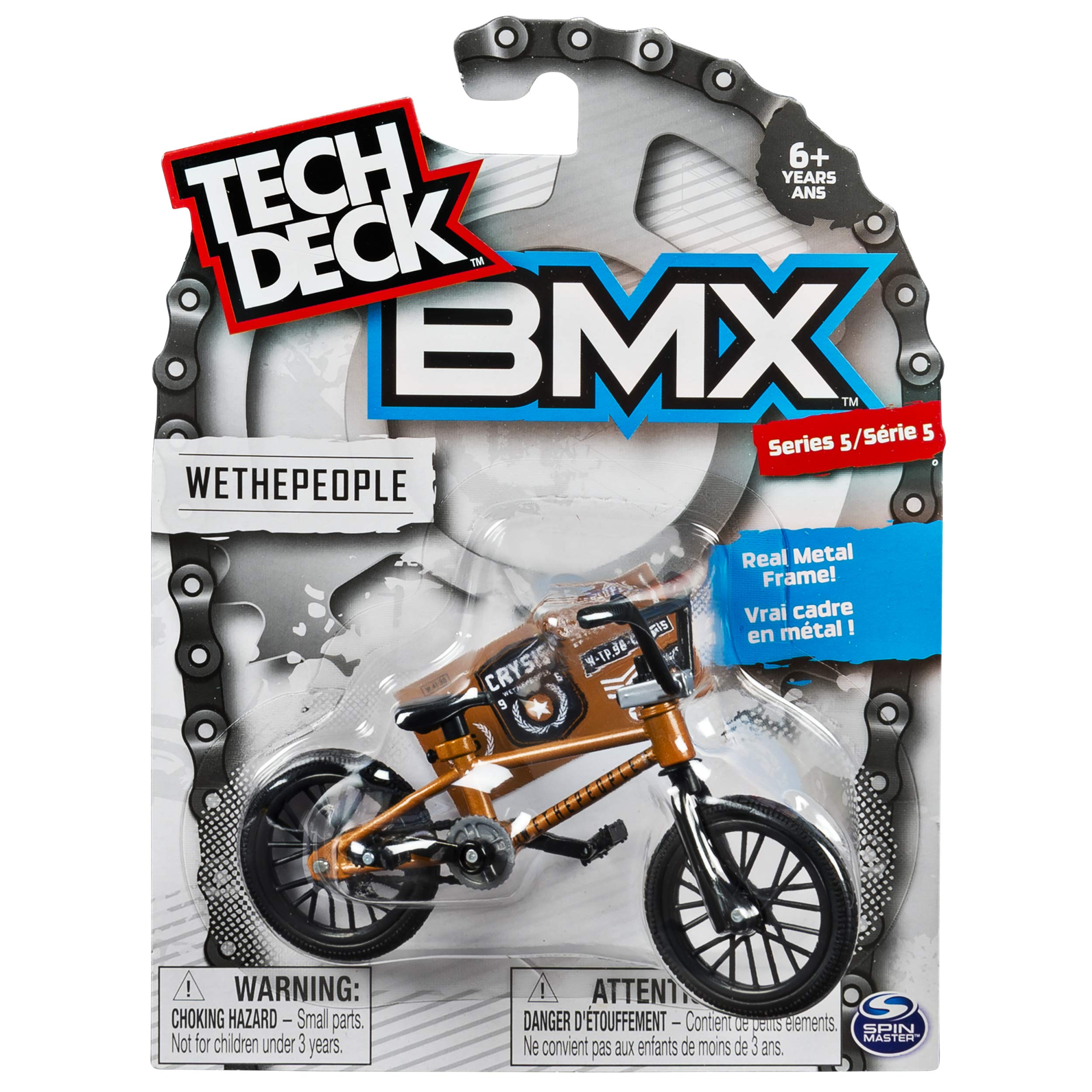 Tech Deck BMX Single Pack - 4E by TECH DECK
