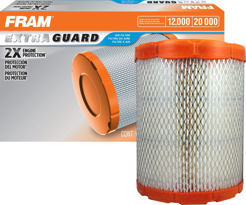 FRAM CA9309 Extra Guard HD Round Plastisol Air Filter