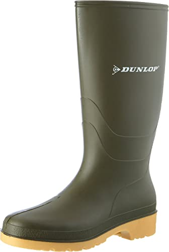 Dunlop Childrens//Kids Dull Wellies TL758