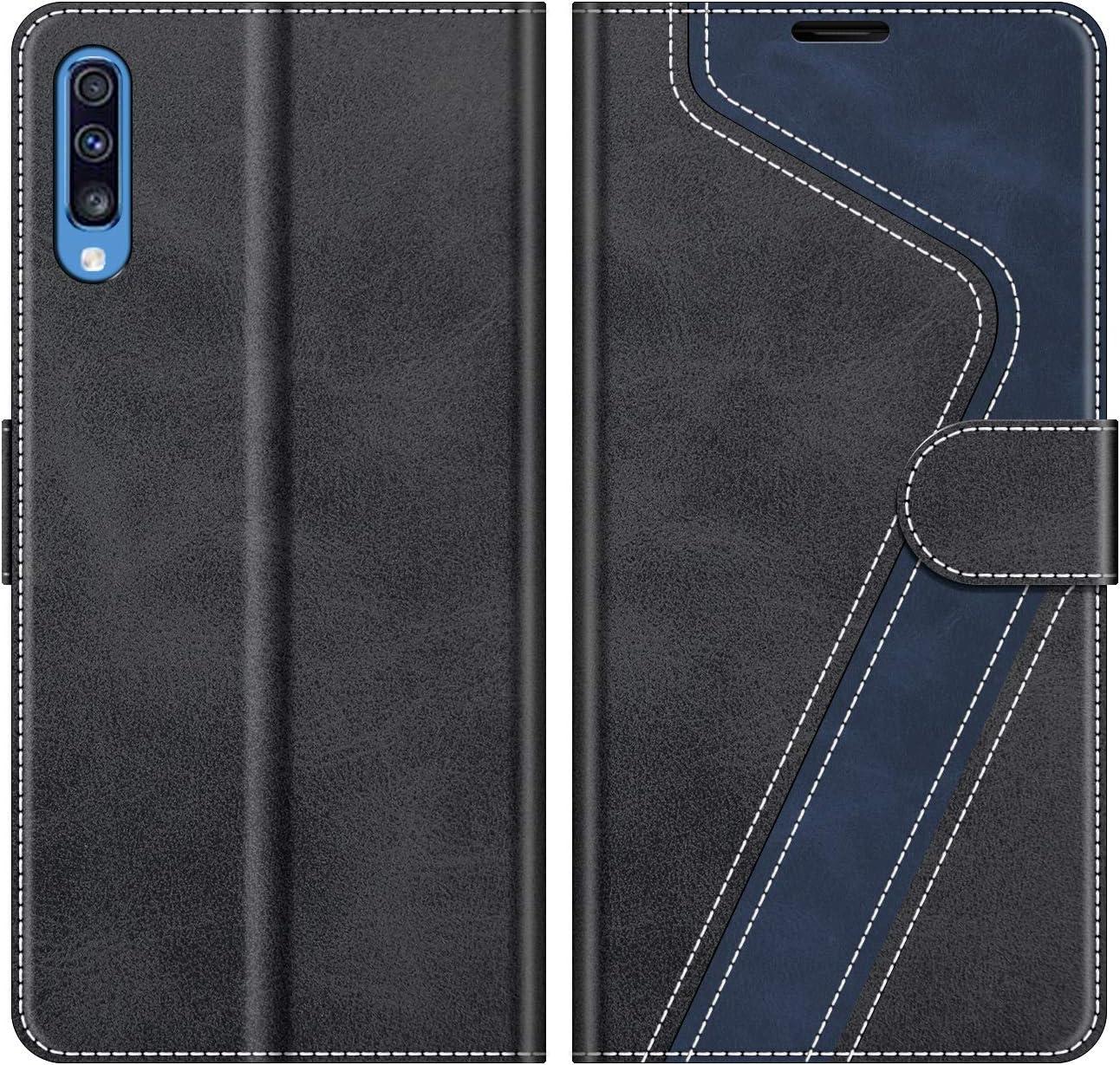 MOBESV Funda para Samsung Galaxy A70, Funda Libro Samsung A70 ...