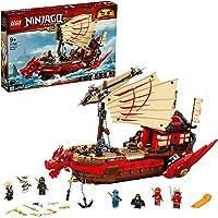 LEGO® NINJAGO® Legacy Destiny's Bounty 71705 Yapım Seti (1781 Parça)