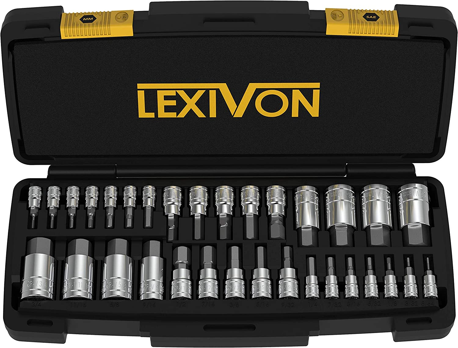 Amazon Coupon Code for Master HEX Bit Socket Set