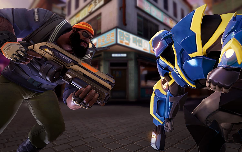 Amazon.com: Agents of Mayhem - Xbox One: Square Enix LLC ...