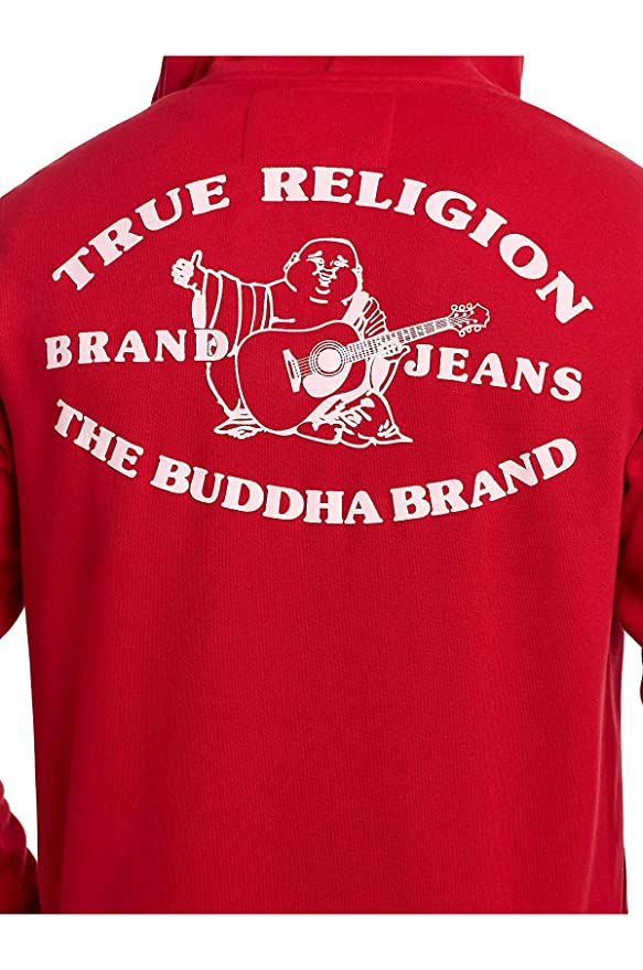 Amazon True Religion Mens Heritage Buddha Zip Up Hoodie