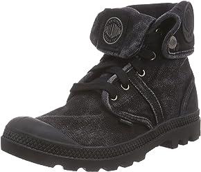 db016a4ef0 Palladium Damen Pallabrouse Baggy Combat Boots, Mehrfarbig, Einheitsgröße