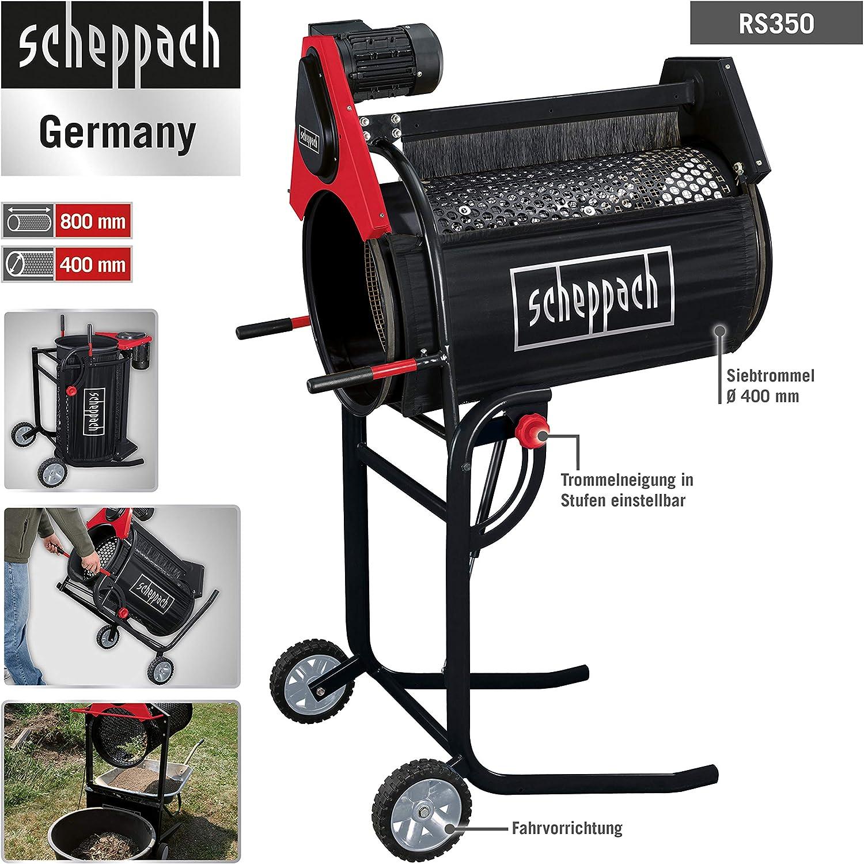 Scheppach 1904501901 rs 350 0.25 kW 230V//50Hz
