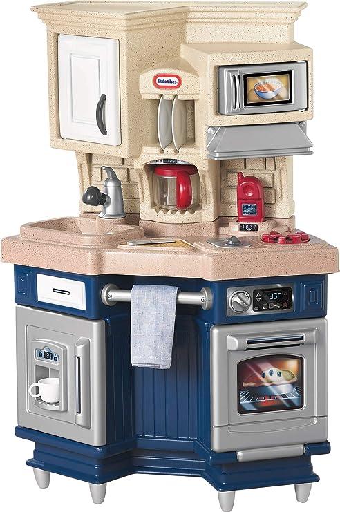 little tikes - 614873E5C - al Aire Libre - Super Chef Cocina: Amazon.es: Juguetes y juegos