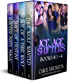 Ice Age Shifters Collection (Books 1-4): 4 Paranormal Shifter Romances